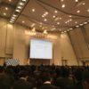 京都会議で法人運営のセミナーに出席